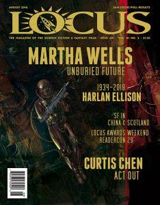 Locus 691, August 2018