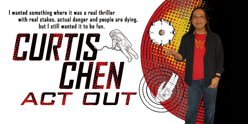 Locus Science Fiction Curtis C. Chen Interview