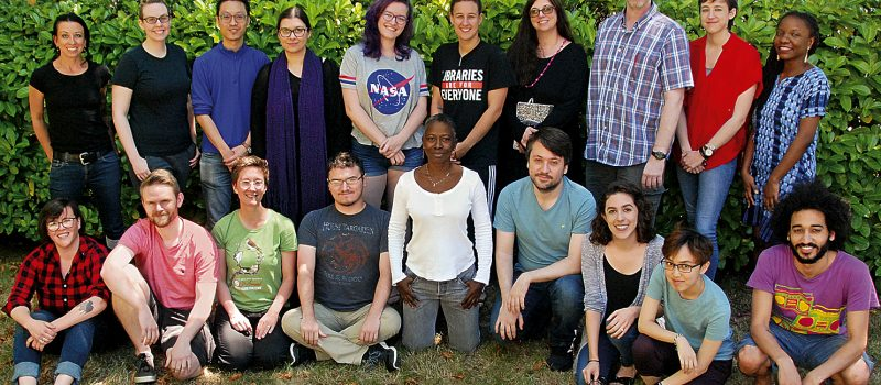 Clarion West science fiction writing workshop
