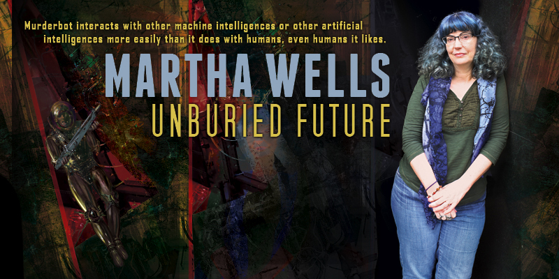 Locus Science Fiction Martha Wells Interview