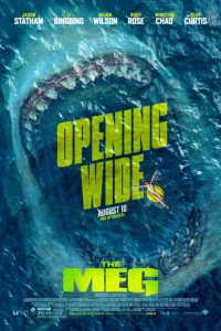 Unevolved: Josh Pearce and Arley Sorg Discuss <b><i>The Meg</i></b>