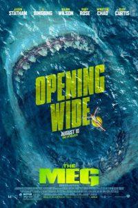 Unevolved: Josh Pearce and Arley Sorg Discuss <b><i>The Meg</i></b>