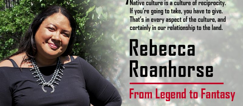 Rebecca Roanhorse Locus Magazine Interview