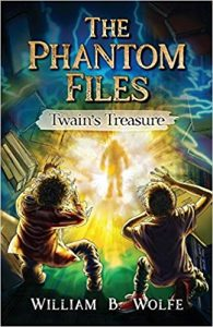 Locus book reviews The Phantom Files Twain's Treasure by William B. Wolfe