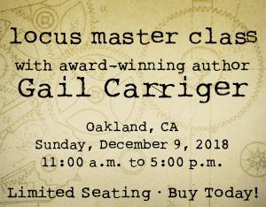 Gail Carriger Master Class