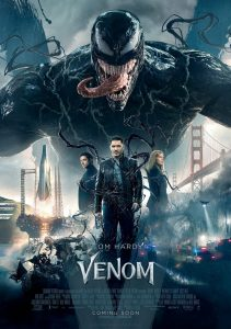 Locus Magazine Science Fiction VENOM Film Review