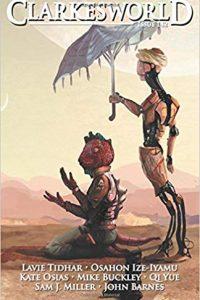 Karen Burnham Reviews Short Fiction: <i>Tor.com</i>, <i>Clarkesworld</i>, <i>Fireside</i>, <i>Giganotosaurus</i> & <i>Strange Horizons</i>