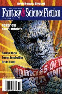 Rich Horton Reviews Short Fiction: <i>F&SF</i>, <i>Galaxy's Edge</i>, <i>Uncanny</i>, and <i>Alfred Hitchcock</i>