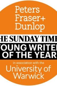 Young Writer of the Year Award Shortlist