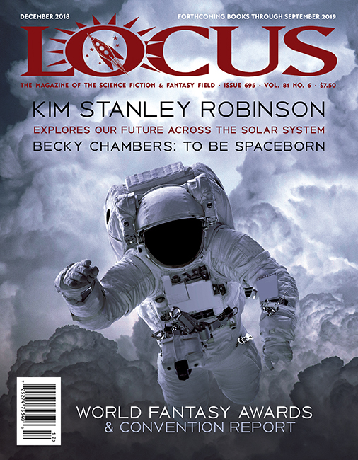 Issue 695 Table Of Contents December 2018 Locus Online