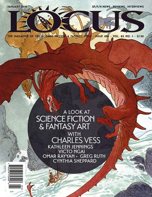 Issue 696 Table of Contents, January 2019