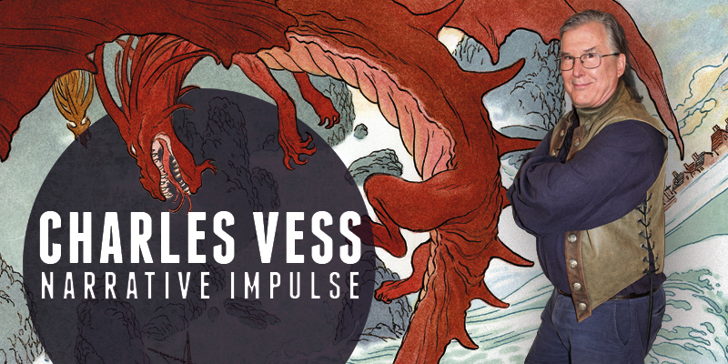 Charles Vess: Narrative Impulse