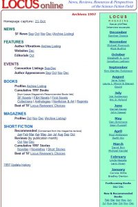 1997 Archive Page