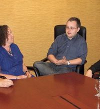 Theodore Sturgeon: Roundtable Discussion