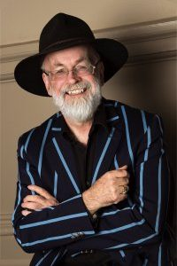 Terry Pratchett: Talking to Other Monkeys