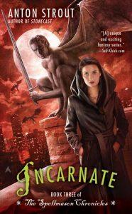 "Anton Strout Guest Post–""The Eternal & Epic Struggle of Novels vs. Short Stories"""