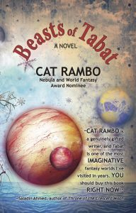 "Cat Rambo Guest Post–""Not a Straitjacket"""
