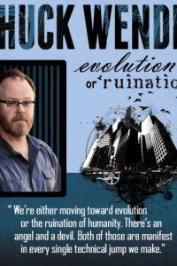 Chuck Wendig: Evolution or Ruination