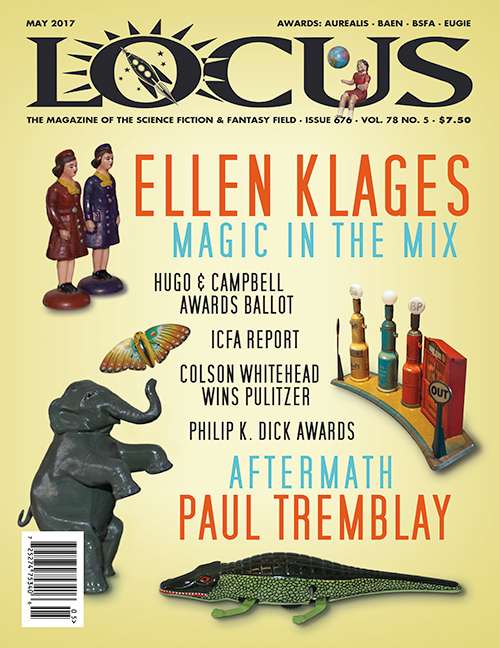 Issue 676 Table of Contents, May 2017