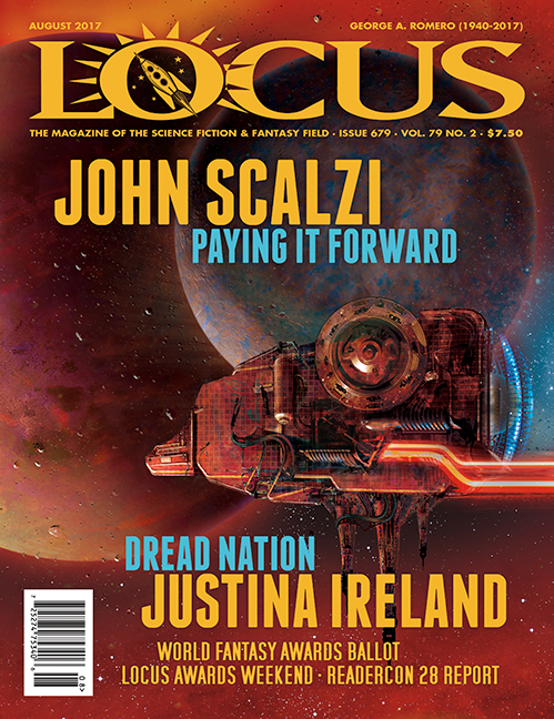 Issue 679 Table of Contents, August 2017