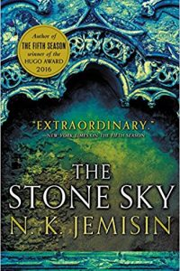 Faren Miller reviews <b>The Stone Sky</b> by N.K. Jemisen