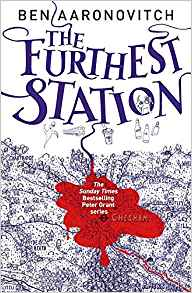 Adrienne Martini reviews <b>The Furthest Station</b> by Ben Aaronovitch
