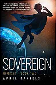 Colleen Mondor reviews <b>Sovereign</b> by April Daniels