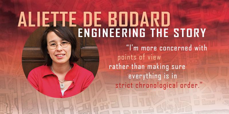 Aliette de Bodard: Engineering the Story