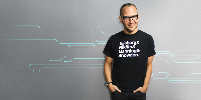 Cory Doctorow: Steering with the Windshield Wipers