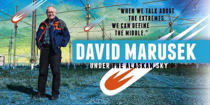 David Marusek: Under the Alaskan Sky