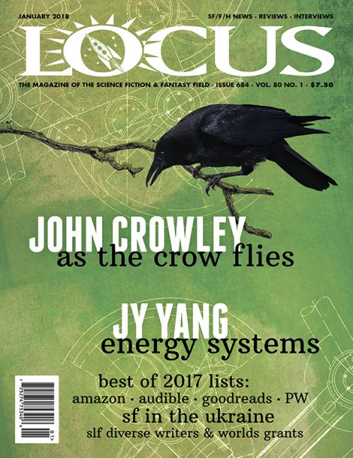 Issue 684 Table of Contents, January 2018