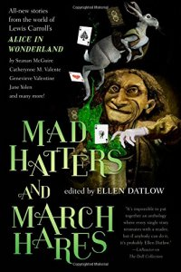 Mad Hatters and March Hares Signing