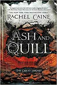 Carolyn Cushman Reviews Books by Rachel Caine, Kristin Cashore, Genevieve Cogman, Garth Nix & Sean Williams