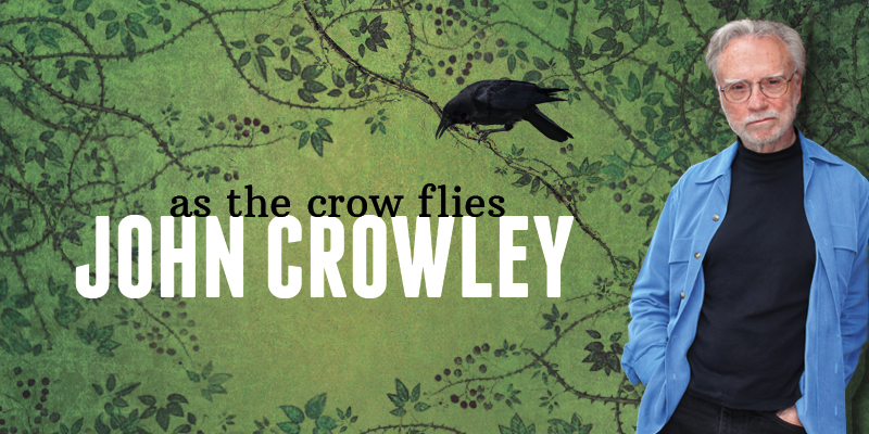 John Crowley: As the Crow Flies