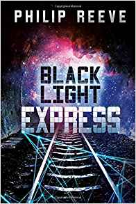 Colleen Mondor Reviews <b>Black Light Express</b> by Philip Reeve