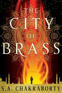 Amy Goldschlager Reviews <b><i>The City of Brass</i></b> Audiobook by S.A. Chakraborty
