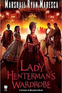 Carolyn Cushman Reviews Books by Marshall Ryan Maresca and Rowenna Miller