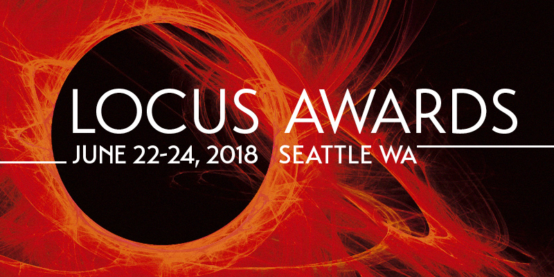 2018 Locus Awards Finalists