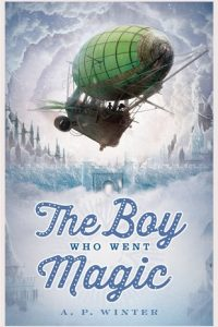 Carolyn Cushman Reviews Books by A.P. Winter and Patricia Briggs
