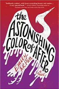 Colleen Mondor Reviews <b>The Astonishing Color of After</b> by Emily X.R. Pan