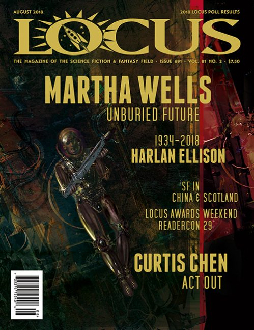 Issue 691 Table of Contents, August 2018