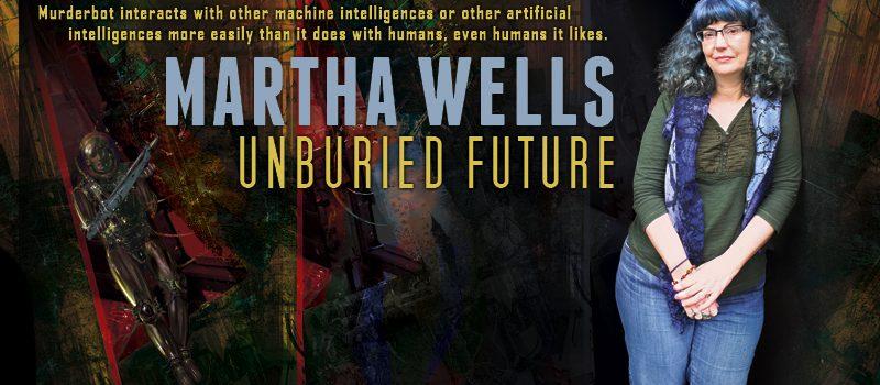 Locus Science Fiction Martha Wells Interview