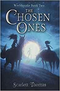 Carolyn Cushman Reviews <b>The Chosen Ones</b> by Scarlett Thomas