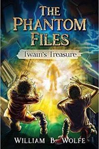 Carolyn Cushman Reviews <b>The Phantom Files: Twain's Treasure</b> by William B. Wolfe