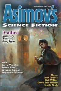 Rich Horton Reviews Short Fiction: <i>Asimov's</i>, <i>Analog</i>, <i>On Spec</i>, and <i>Amazing Stories</i>