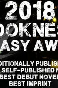 2018 BookNest Fantasy Awards Winners