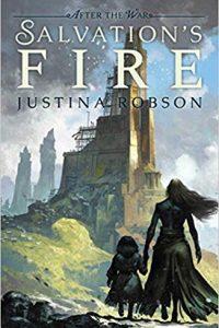Liz Bourke Reviews <b>Salvation's Fire</b> by Justina Robson