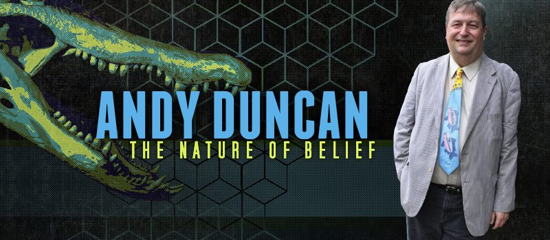 Locus Science Fiction Magazine Andy Duncan Interview