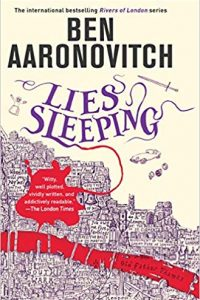 Adrienne Martini Reviews <b>Lies Sleeping</b> by Ben Aaronovitch