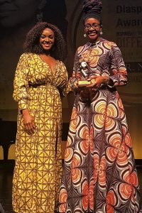 Photo Story: Okorafor Named Person of the Year